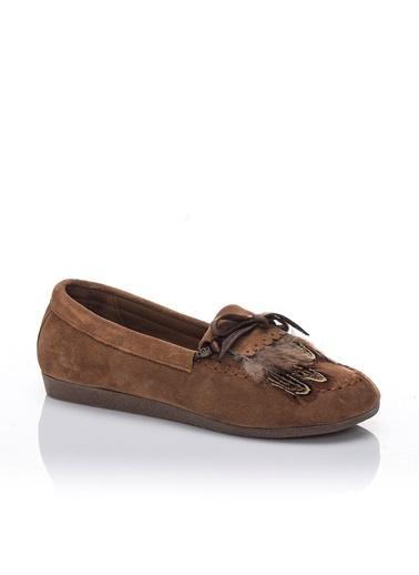 Hakiki Süet Deri Ayakkabı-Bueno